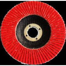 Лепестковый тарельчатый круг FLDS-10 D150 Р80