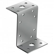 Крепежный уголок Z-образный 35*70*55*2mm (50 шт в упаковке)